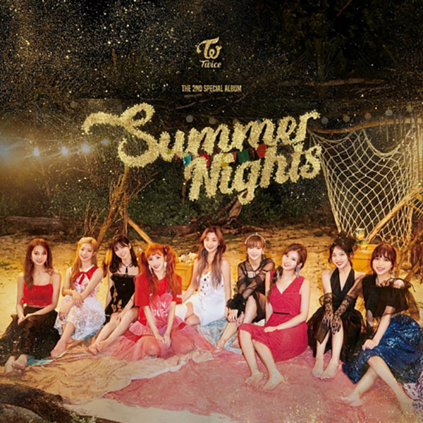 TWICE's new release takes local music charts by storm