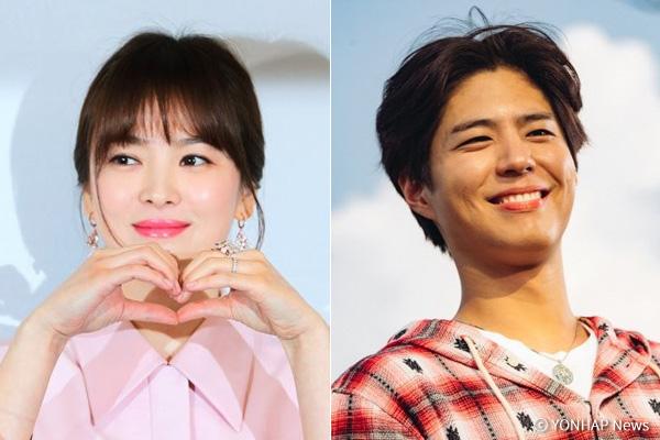 Song Hye Kyo y Park Bo Gum juntos en un nuevo drama
