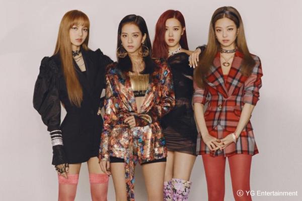 Black Pink treten als erste ausländische Girlgroup im Kyocera Dom in Japan auf
