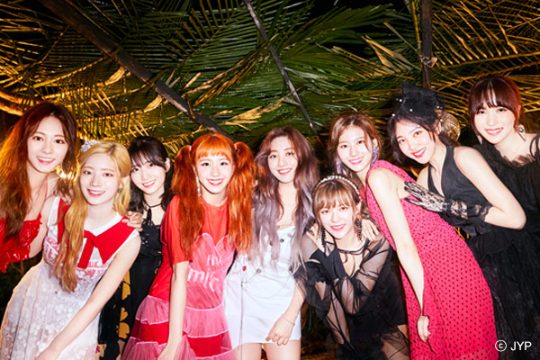 """Dance The Night Away"" mit Twice"
