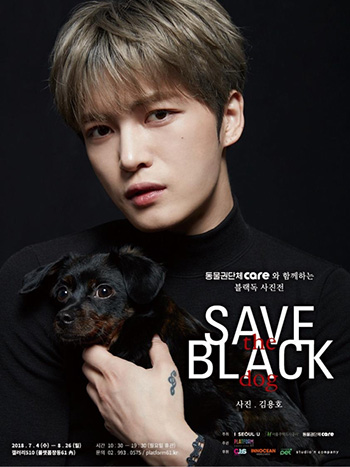 Sauvons les chiens noirs