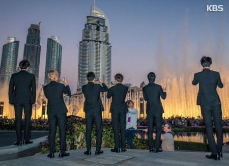دبي تستضيف حفلا غنائيا ضخما لكبار نجوم الكي بوب