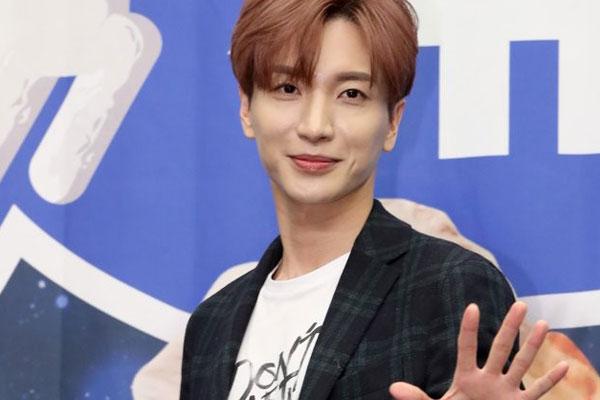 Operan a Lee Teuk de Super Junior por colecistitis aguda