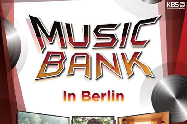 Music Bank in Berlin