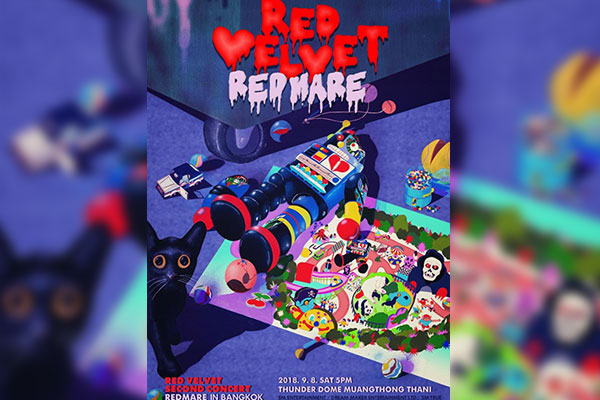 Red Velvet to embark on 3-nation Asia tour