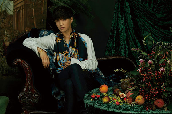 EXO's Lay to release debut solo album