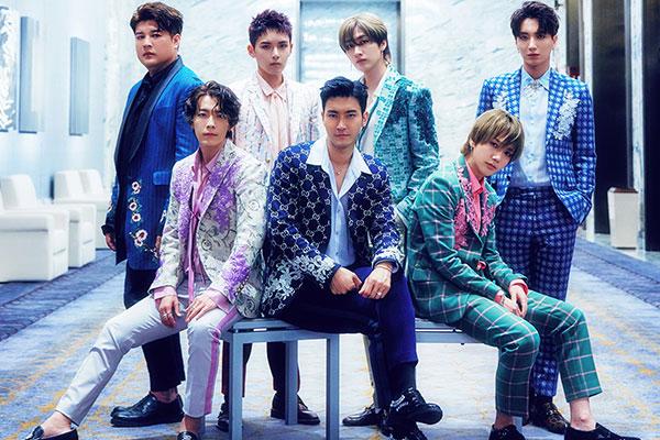 Super Junior to release new album in Macau