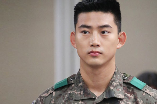 Ok Taek Yeon reaparece en el Día de las Fuerzas Armadas