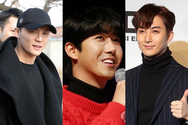 Quatre stars termineront bientôt leur service militaire
