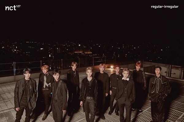 NCT 127 ニューアルバムを12日リリース