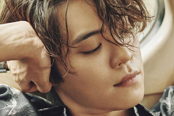 Eddy Kim ニューアルバム発売「別れをテーマにした初めてのアルバム」