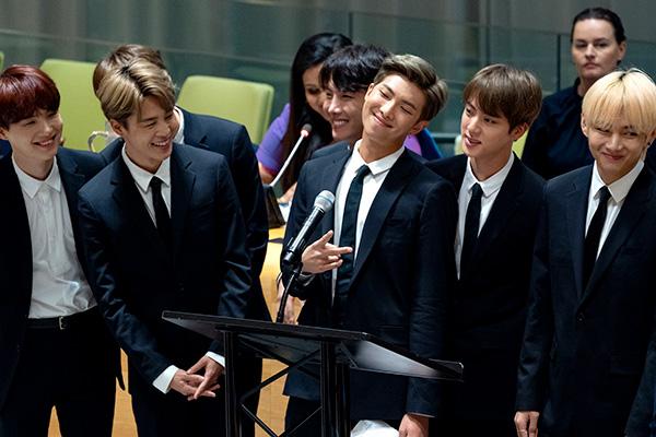 BTS recibirá la Orden Cultural Hwagwan