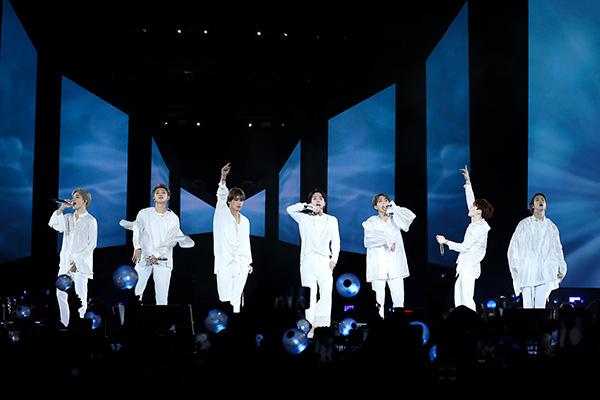 BTS begeistert New York
