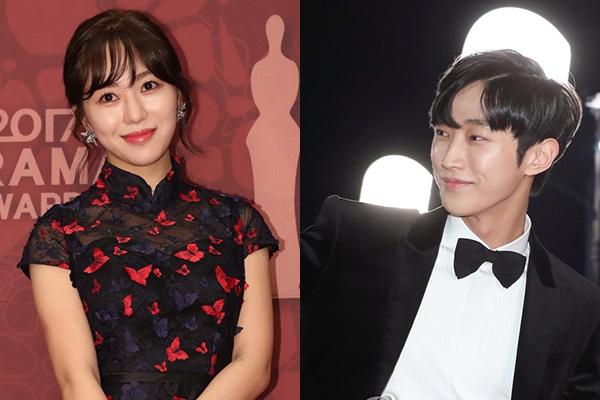 Jin-young de B1A4 et Min-ah de Girls' Day passeront dans un nouveau Web drama