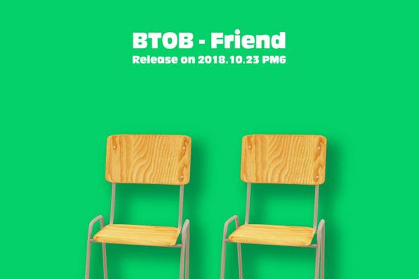 BTOB to release new digital single