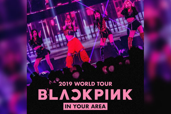 BLACKPINK to go on first world tour