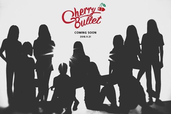 Le nouveau girls band de FNC s'appelle Cherry Bullet