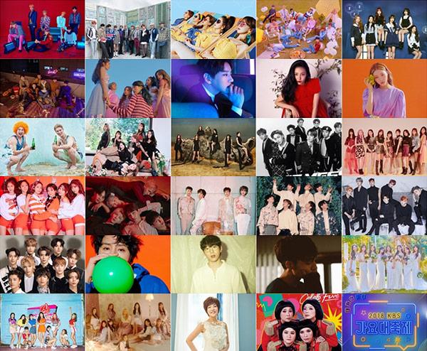 「2018 KBS歌謡祭」最終ラインナップ発表 宇宙少女ら追加