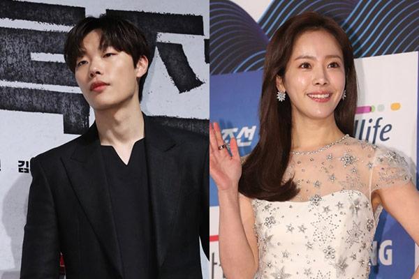 Chuyện sử dụng mạng xã hội của loạt diễn viên Hàn Quốc.
