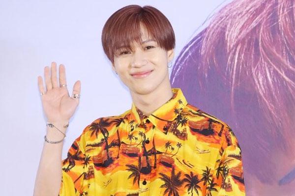 SHINee's Taemin to release new solo album