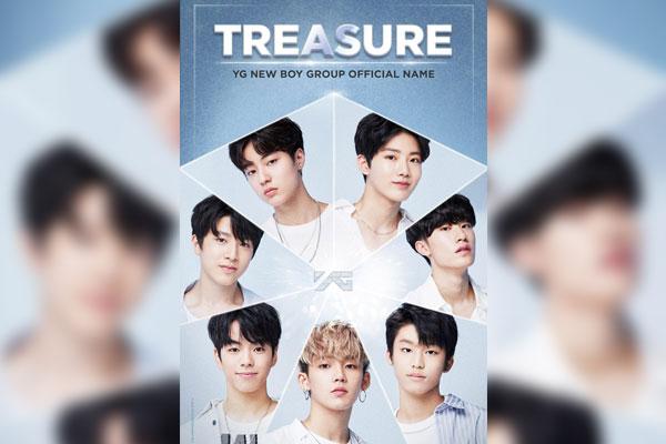Llega Treasure, la nueva boyband de YG