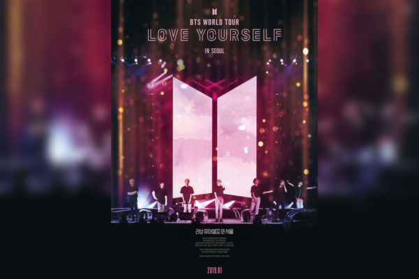 'Love yourself in Seoul' acumula 260 mil espectadores
