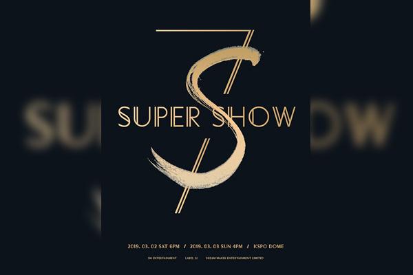 Super Junior de retour à Séoul pour son concert « Super Show 7S »