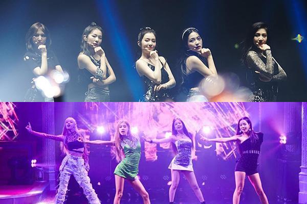 Girlgroups nehmen Nordamerika in Angriff