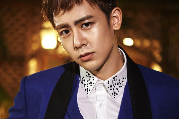 Nickhun von 2PM gibt Solo-Debüt