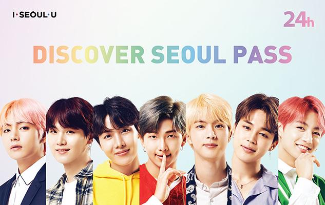 Discover Seoul Pass lanza una edición de BTS