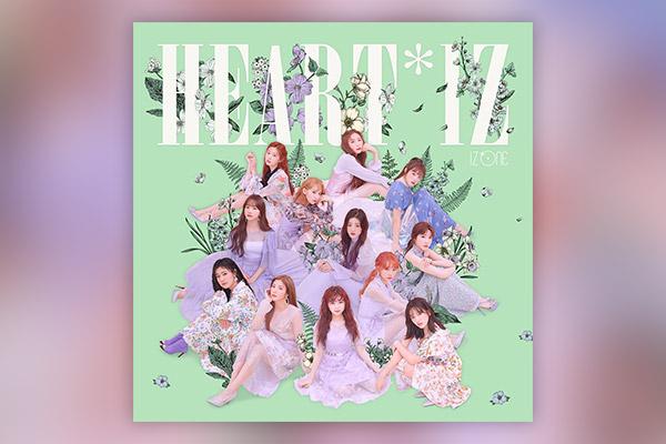 IZ*ONE: récord de ventas con su segundo mini álbum