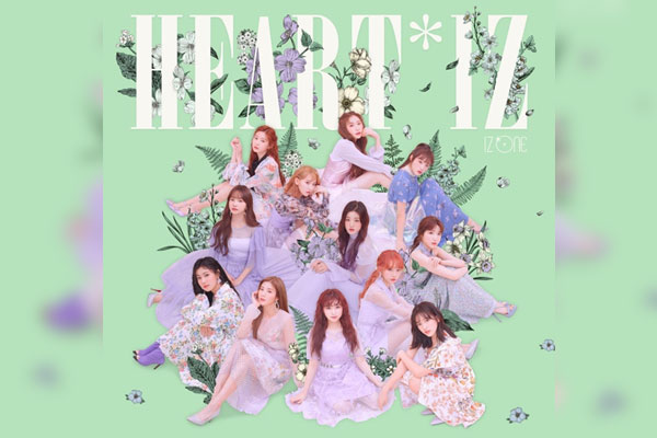 IZ*One becomes best-selling girl group