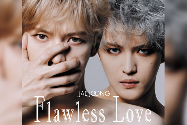 JYJ's Jaejoong tops Oricon chart with new release