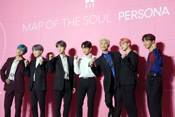 BTS gets third Billboard No. 1 albums in a year with latest album