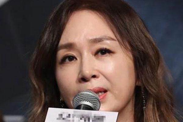 """박해미, 남편과 협의 이혼…""""양육권·재산분할 비공개 방침"""""""