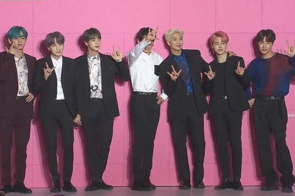 La hallyu a le vent en poupe grâce au succès mondial de BTS
