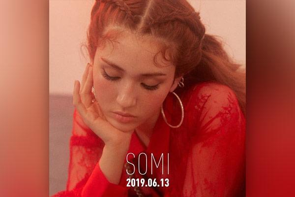 チョン・ソミ 6月13日ソロデビュー決定