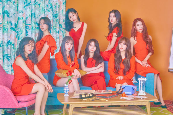 Lovelyz make comeback with new album