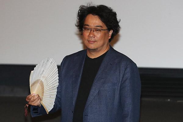 El éxito de 'Parásito' lleva al público a ver otras pelis de Bon Joon Ho