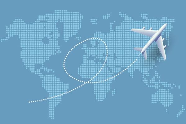 La recherche des vols explose suivant le programme de la tournée mondiale de BTS