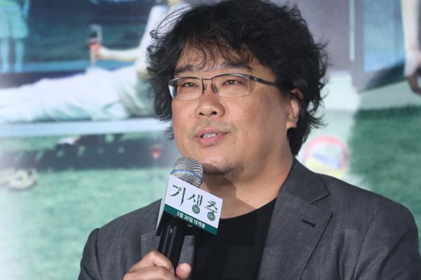 '기생충' 봉준호 감독, 프랑스 뤼미에르 페스티벌 초청