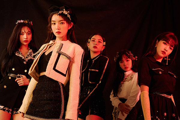 Red Velvet veröffentlicht neues Album