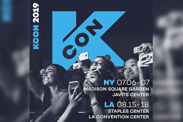 KCON USA se tiendra en juillet au Madison Square Garden à New York