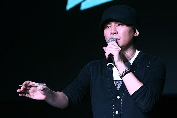 Chủ tịch YG Entertainment tuyên bố từ chức