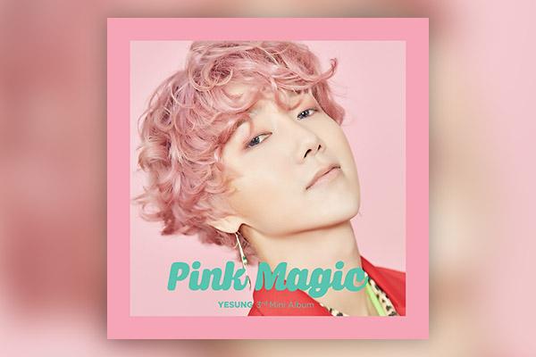 Ye-sung (Super Junior) đứng đầu bảng xếp hạng iTunes toàn thế giới