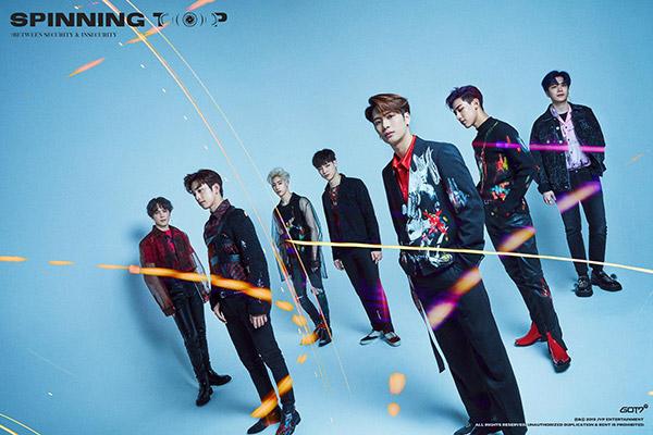 """GOT7 trở thành nhóm nhạc K-pop đầu tiên xuất hiện trên """"Today Show"""" (Mỹ)"""