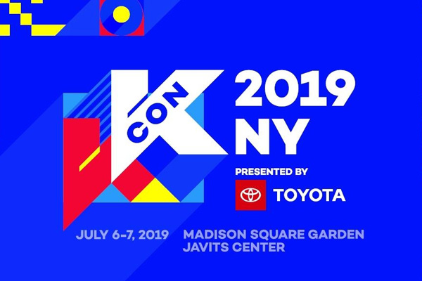 KCON New York reveals lineup for this year's event