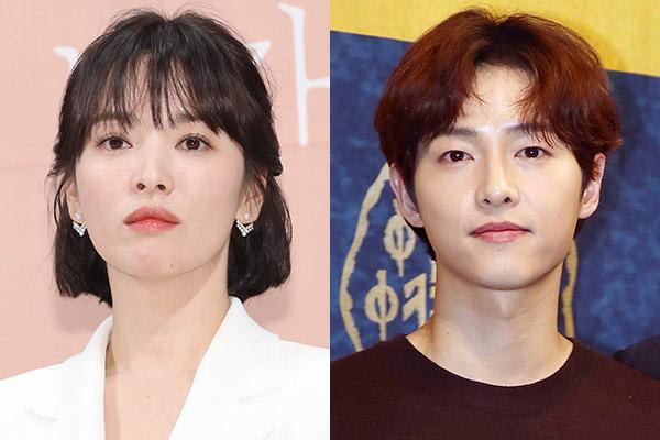Song Joong Ki & Song Hye Kyo Jalankan Proses Perceraian