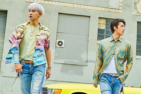 Sehun & Chanyeol EXO Rilis Teaser untuk Album Unit EXO-SC