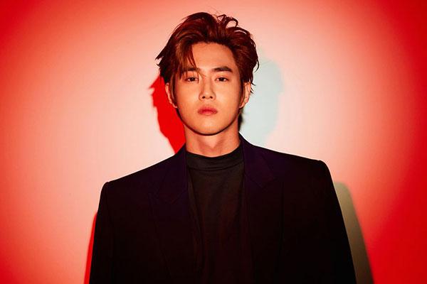 Suho EXO Jadi Duta Besar Festival Film Hewan ke-7 Kota Suncheon